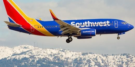 2f290c9886 Southwest Airlines already has the other airlines beat with their two free  bags policy